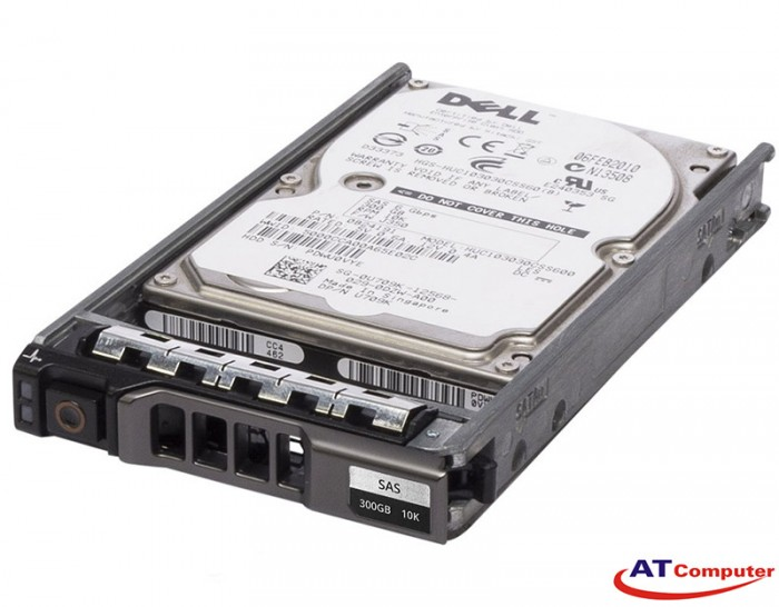 DELL 300GB SAS 10K 12Gbps 512n 2.5. Part: FW0MC, 400-AJOS