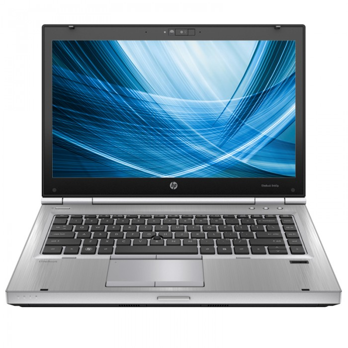 HP Elitebook 8460P, i7-2620M, 4GB, 250GB, 14.0, ATI Radeon HD 6470M 1GB