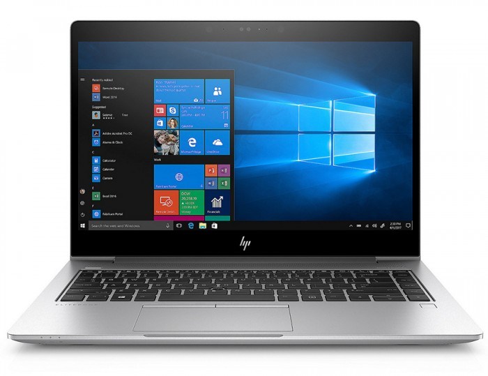HP EliteBook 840 G5, i7-8650U, 8GB, SSD 256GB, 14.0