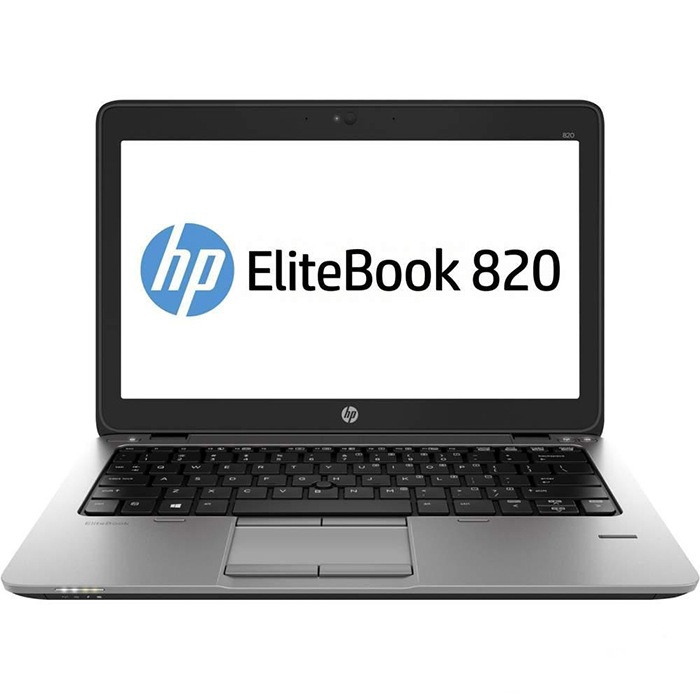 HP EliteBook 820 G2, i5-5300U, 4GB, SSD 128GB, 12.5