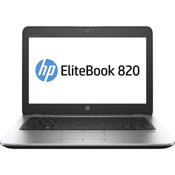 HP EliteBook 820 G3, i7-6600U, 8GB, SSD 256GB, 12.5