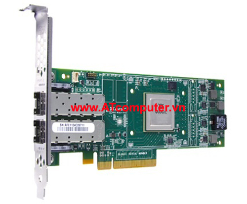 HP StoreFabric SN1000E 16GB 2-port PCIe Fibre Channel Host Bus Adapter, Part: QR559A