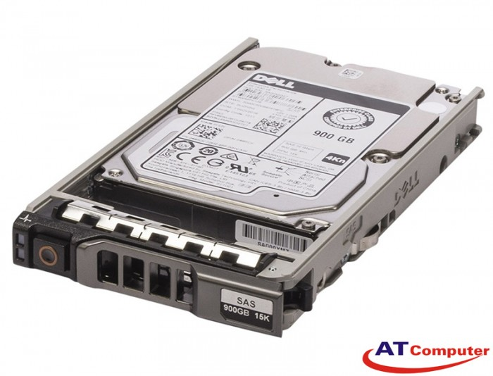 DELL 900GB SAS 10K 6Gbps 2.5. Part: 2RR9T, 02RR9T