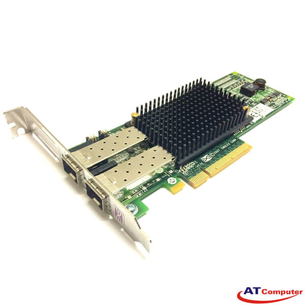 Dell Emulex LPE12002 Dual Port 8Gb Fibre Channel HBA. Part: 189GX, 0189GX