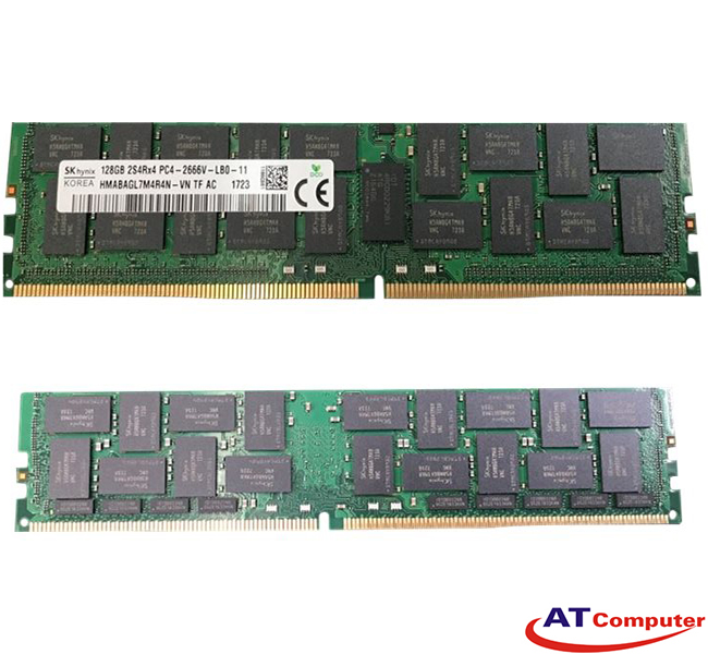 RAM HP 128GB DDR4-2666 PC4-21300 Octal Rank X4. Part: 815102-B21