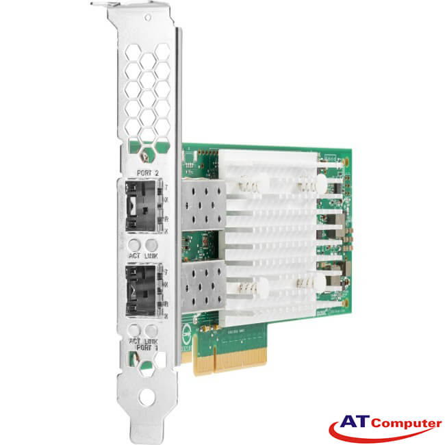 HP Ethernet 10Gb Dual Port 521T Adapter. Part: 867707-B21