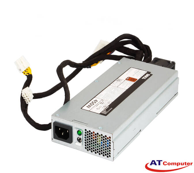 DELL 450W Power Supply, For DELL PowerEdge R430, Part: P34M3, 0P34M3