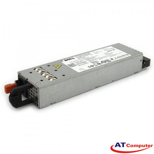 DELL 502W Power Supply, For DELL PowerEdge R610, Part: 8V22F, C472K, DXWMN, J38MN, KY091, MU791