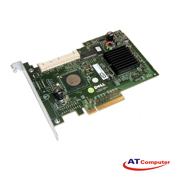 Dell PERC 5/E Dual Channel RAID Controller Card with 256MB Cache