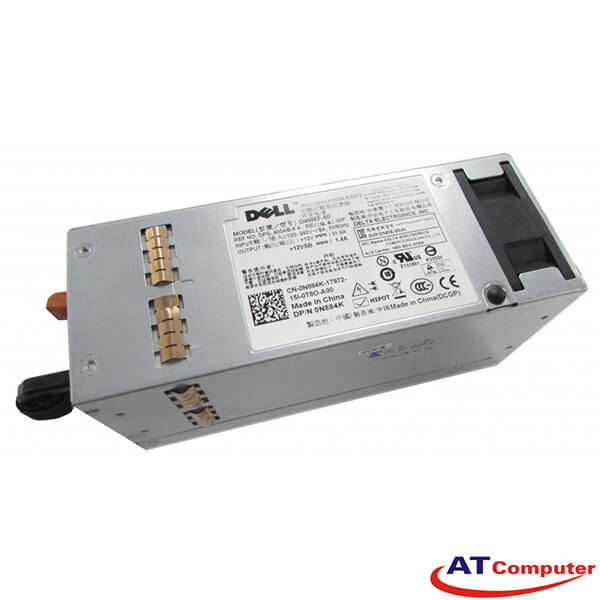 DELL 375W Power Supply Hot, For DELL PowerEdge T310, Part: N884K, 0N884K