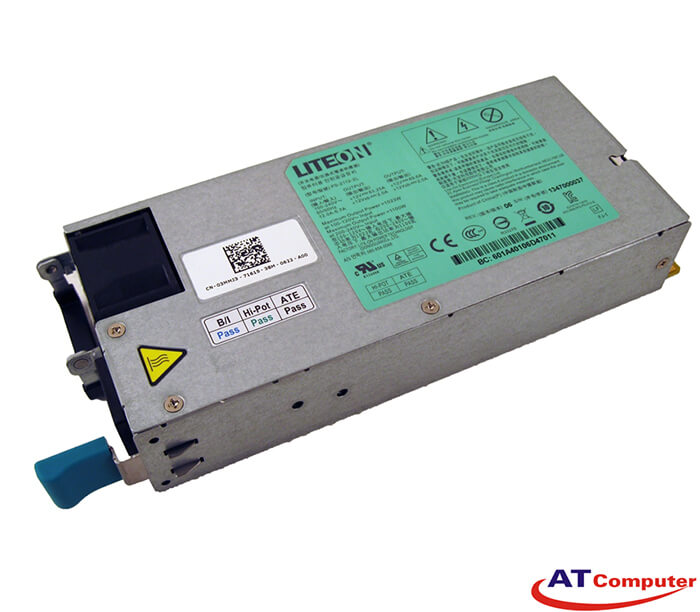 DELL 1100W Power Supply Hot Swap, For DELL PowerEdge C6100, C6105, Part: 3MMJ3, 03MMJ3