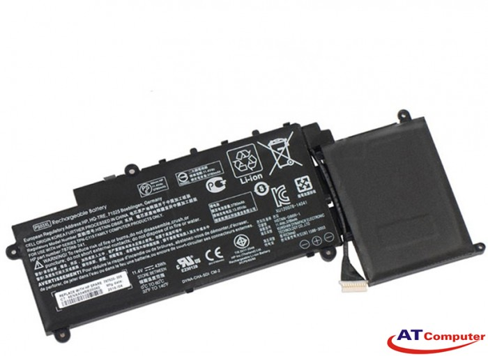 PIN HP Stream X360 11-P000ND, X360 11-P000NG, X360 11-P000NO, X360 11-P001NX, X360 11-P007LA, 3Cell, Oem. Part: PS03XL