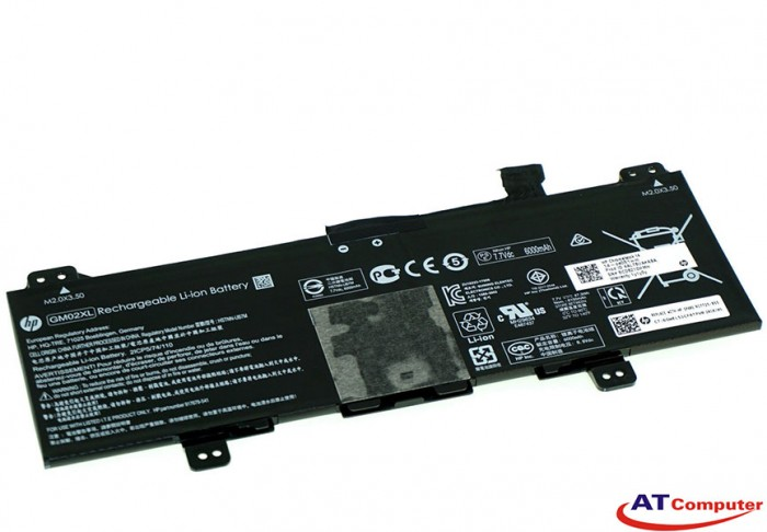 PIN HP Chromebook X360 11 G1 EE, Chromebook 11 G6 EE, Chromebook 14 G5. 2Cell, Oem. Part: GM02XL, HSTNN-DB7X, TPN-Q185