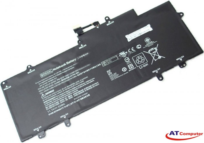 PIN HP Chromebook 14-AK, 14-AK000, 14-AK000NB, 14-AK004TU, 14-AK060NR, 3Cell, Oem. Part: BU03XL, HSTNN-1B7F, HSTNN-IB7F, 816498-1B1