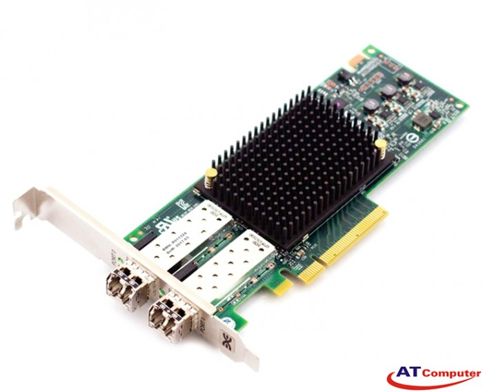 Dell 10Gb SFP+ Dual Port Low Profile Converged Network Adapter. Part: 7NVY2, 07NVY2