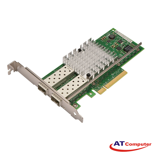 Dell Intel X520-DA2 Dual Port 10Gb SFP Server Network Adapter. Part: 942V6, 0942V6