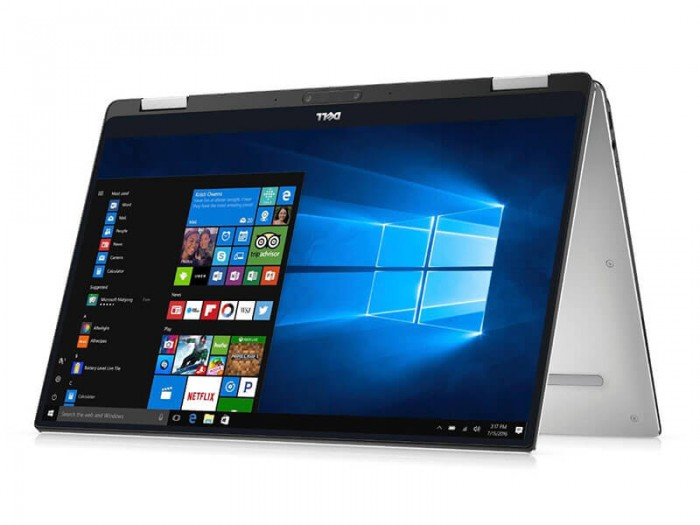 Dell XPS 13 9365, i7-7Y75, 8GB, SSD 256GB, 13.3FHD Touchscreen
