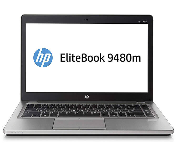 HP EliteBook Folio 9480M. i7-4600U, 4GB, SSD 120GB, 14.0