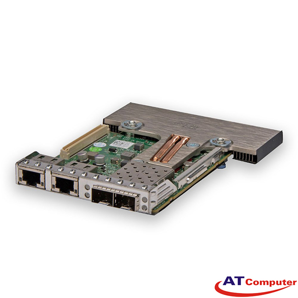 Dell Intel i350 X520 10Gb RJ-45  Quad Port RNDC. Part: C63DV, 0C63DV