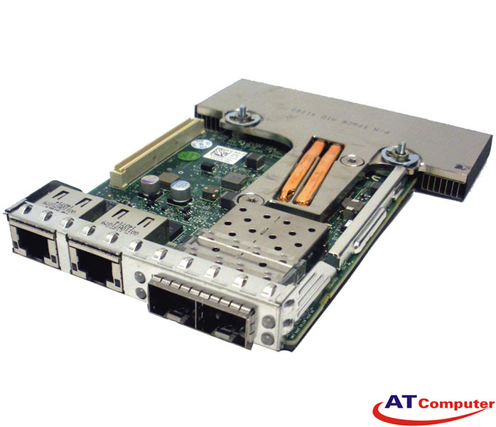 Dell Broadcom 57800S 2x 1Gb RJ-45 & 2x 10Gb SFP+ Quad Port RNDC. Part: 165T0, 0165T0