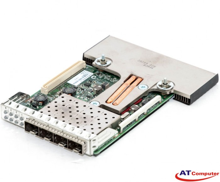 Dell Broadcom 57840S 10Gb SFP+ Quad Port RNDC. Part: XGRFF, 0XGRFF