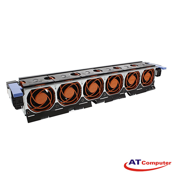 FAN DELL PowerEdge R720 Tray Assembly with 6 x System. Part: PN3W9, 0PN3W9