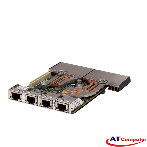 Dell Intel i350 X540 10Gb Quad Port Rack Network Daughter Card. Part: 98493, 098493