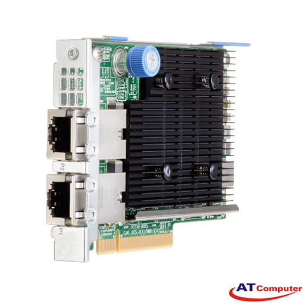 HP 10Gb Dual Port 522FLR-T Converged Network Adapter. Part: 867331-B21