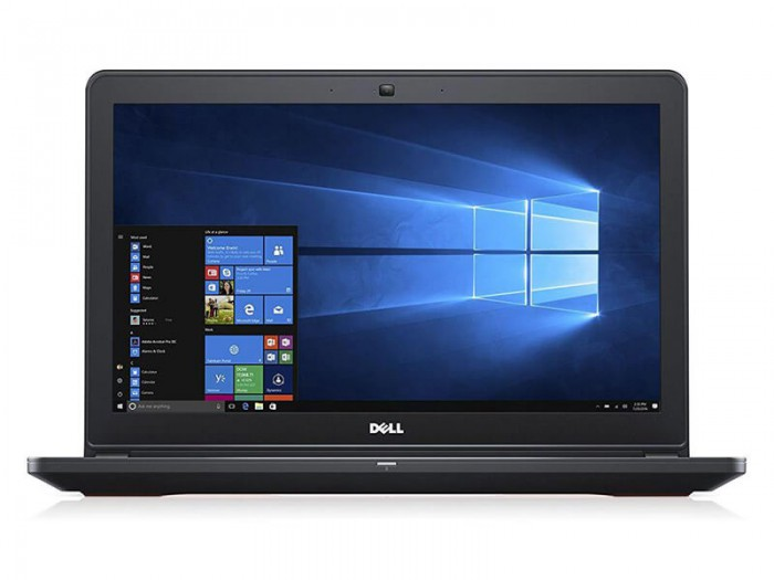 Dell Inspiron 5577 i7-7700HQ, 8GB, SD128GB+1TB, GTX1050Ti 4GB, 15.6UHD 4K Touchscreen
