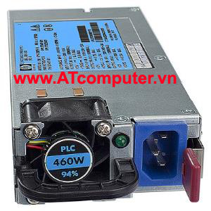 HP 460W Power Supply Hot plug, For HP Proliant DL180, DL360, DL380, ML370 G6 G7, Part: 503296-B21, 511777-001