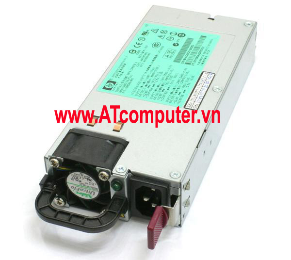 HP 750W Power Supply Hot plug, For HP Proliant DL180 G5, Part: 451366-B21, 454353-001