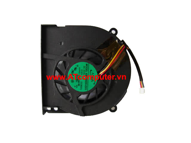 FAN CPU TOSHIBA Satellite A80, A85 Series. Part: AB0605HX-EB3, ATZYH000100, TCWX1, ATAT101G000