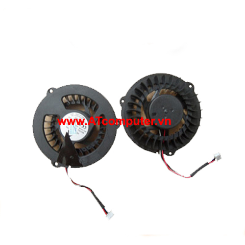 FAN CPU SAMSUNG R70, R71, R560, R700, P208, P210, Q208, Q210 Series. Part: KDB0705HA, 03505B