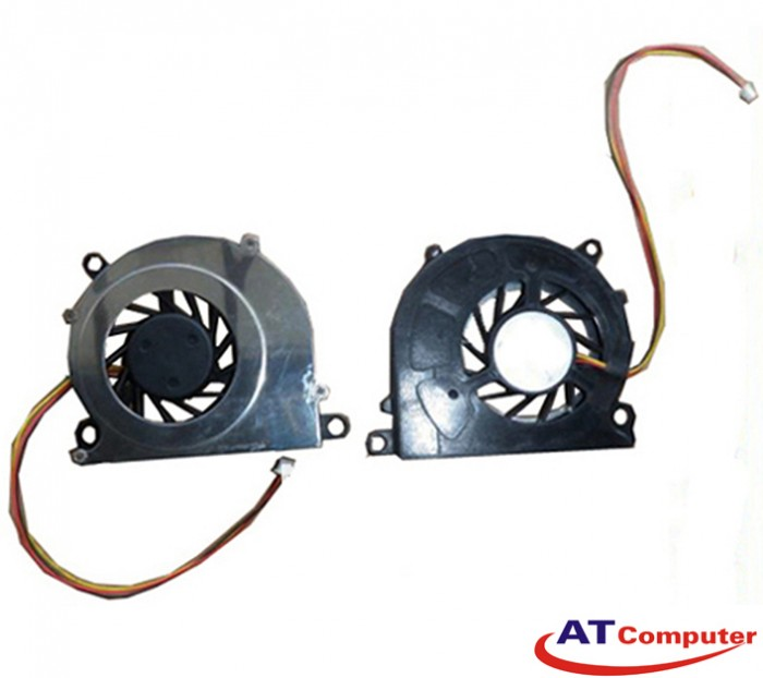 FAN CPU MSI U90, U100, U110, U120 Series. Part: 6010L05F, E32-0800110-MC2, DFS45130M10T