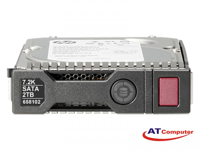 HP 2TB SATA 7.2K 3Gbps 3.5. Part: 507774-B21