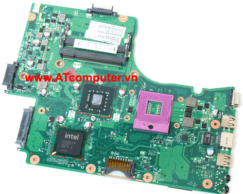 MAINBOARD TOSHIBA Satellite C665 Series, Intel Core I3, I5, i7, VGA share, P/N: V000225080