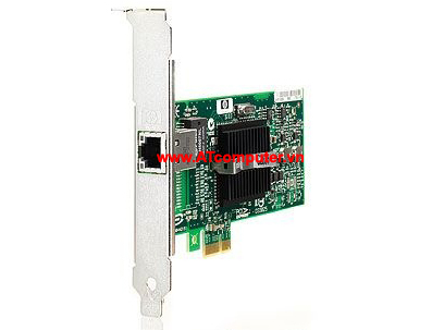 HP NC112T PCI-Express Gigabit Server Adapter Single port, Part: 503746-B21
