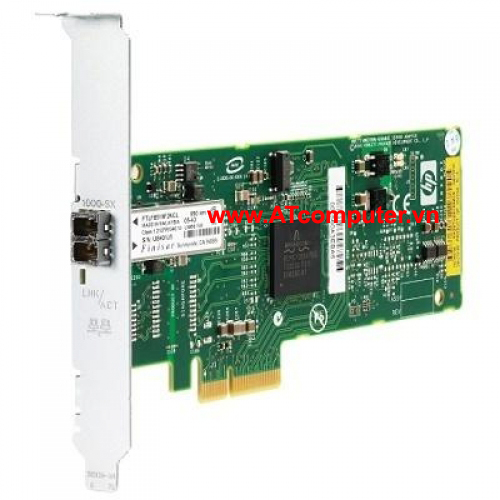 HP NC373F PCI-Express Multifunction Gigabit Server Adapter, Part: 394791-B21