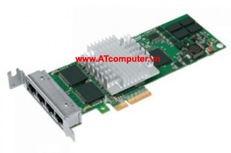 HP NC365T PCI-Express Quad Port Gigabit Svr, Part: 593722-B21