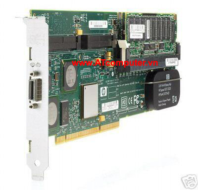 HP 8 Internal Port SAS Host Bus Adapter with RAID, Part: 435709-001, 435234-001, 366493-001, 347786-B21