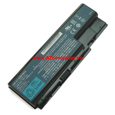 PIN eMachines E510, E520, E720, G420, G520, G620, G720. 8Cell, Oem, Part: AS07B31, AS07B42, AS07B61, AS07B75