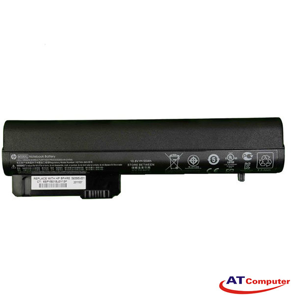 PIN HP EliteBook 2510p, 2530p, 2540p. 6Cell, Original, Part: HSTNN-XB21, HSTNN-XB22, 412789-001, 484784-001, EH768UT