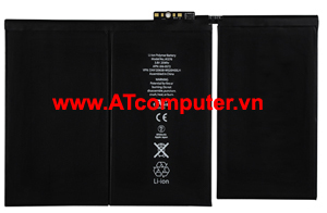 PIN iPad 2 A1316, iPad 2 A1376. 6Cell, Oem, Part: A1316, A1376, VPN 969TA057H, APN 616-0561, 969TA057H