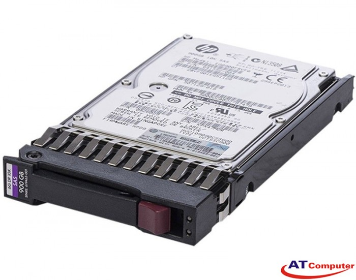 HP 900GB SAS 10K 6Gbps SFF 2.5. Part: 652589-B21