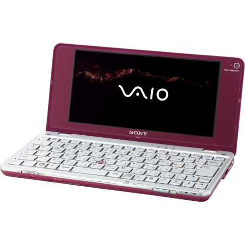 Sony vaio VGN-P698E, Intel Z530 1.6 GHz, 2G, SSD 128GB, 8 inch, WF, WC, 4cell