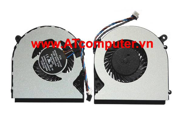 FAN CPU TOSHIBA Satellite L50, L50D, L55, L55T Series. Part: V000300010, KSB0705HA(-CF18), 6033B0032201