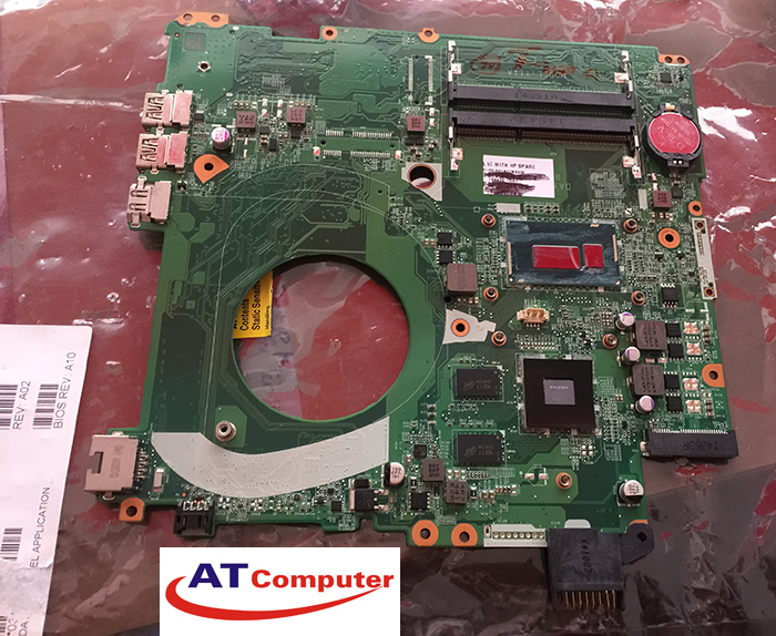 MAINBOARD HP 14V, Core i5-4210U, VGA Nvidia GT 820M 2GB  Part