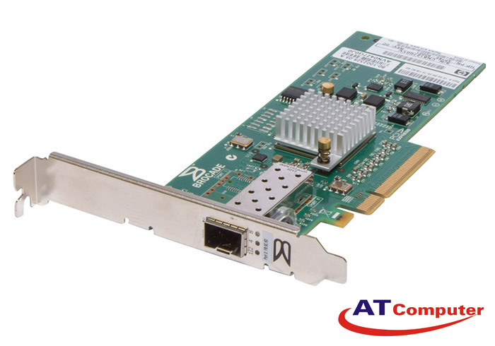 HP 81B Single Port 8Gb Fibre Channel HBA. Part: 571520-001, AP769A