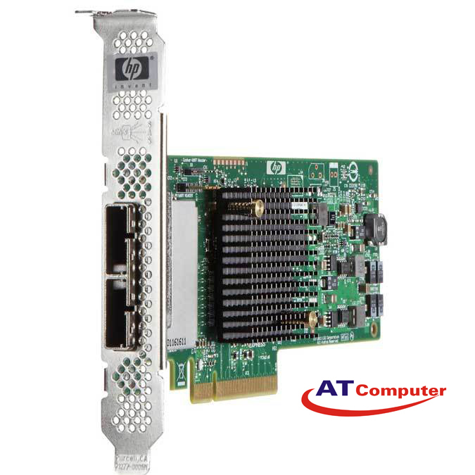 HP H241 12Gb Dual Port Ext Smart Host Bus Adapter, Part: 726911-B21