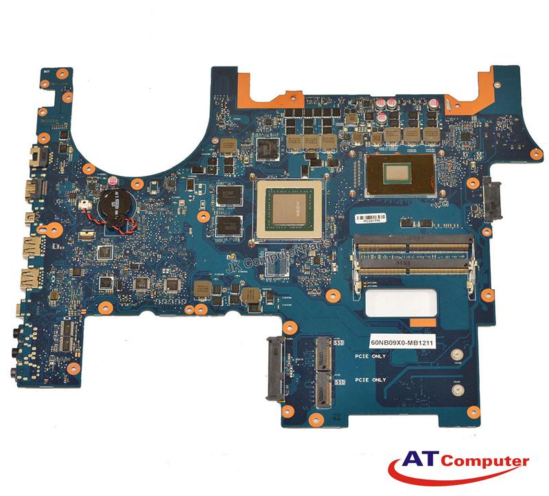 Main Asus G752, G752VL, G752VT, G752VY, i7-6700HQ, VGA Nvidia